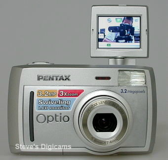 Pentax Optio 33L