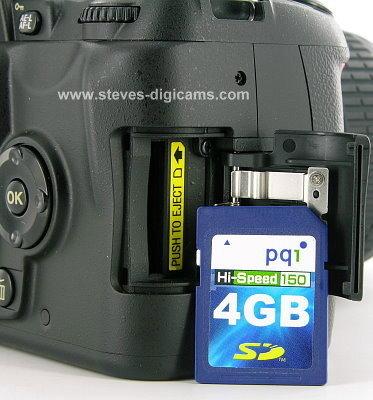 Nikon D40 SLR