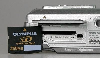 Olympus Stylus Digital 800