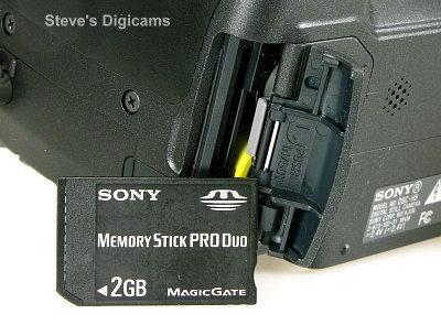 Sony Cyber-shot DSC-H5