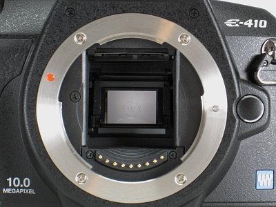 Olympus Evolt E-410 Digital SLR
