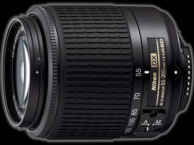 Nikon AF-S 55-200mm