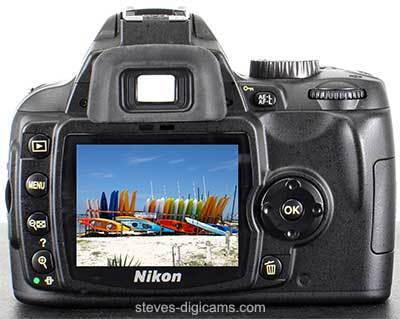 Nikon D60SLR