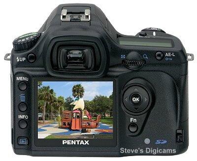 Pentax *ist DL, image (c) 2004 Steve's Digicams