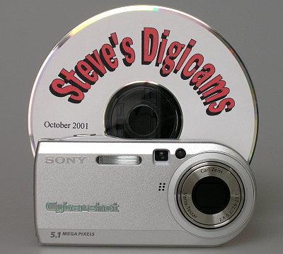 Sony DSC-P100