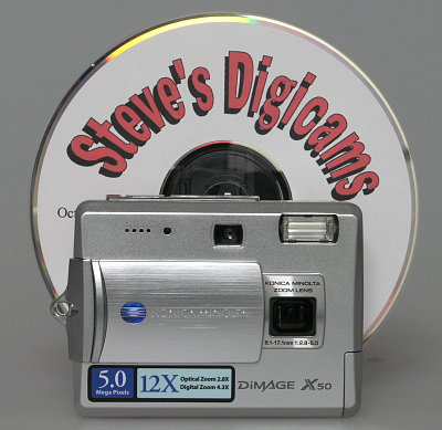 Minolta DiMAGE X50