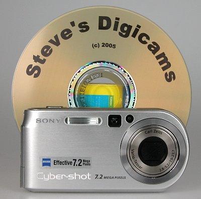 Sony DSC-P200