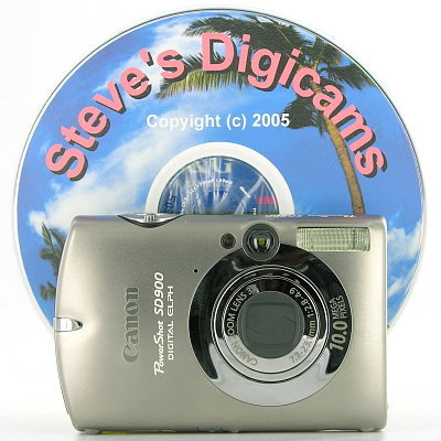 Canon Powershot SD900 Digital ELPH
