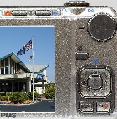 Olympus FE-340 Zoom