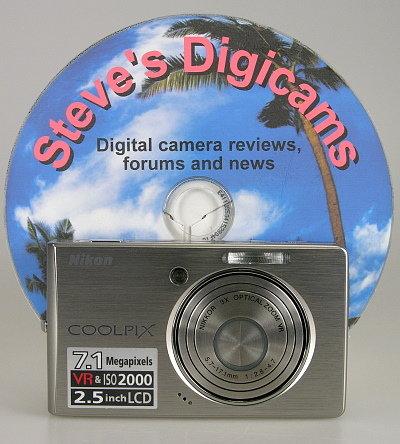 Nikon Coolpix S500