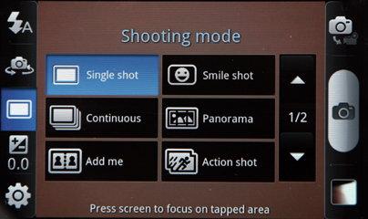 Samsung-SGHI997-shooting mode.jpg