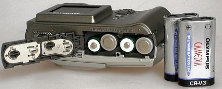 Olympus Camedia D-550 Zoom