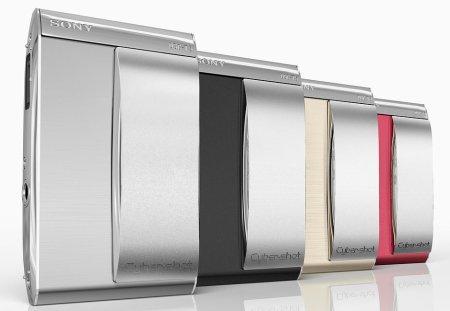 Sony CyberShot DSC-T5