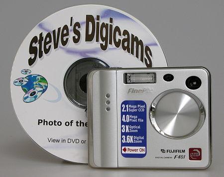 Fujifilm FinePix F401