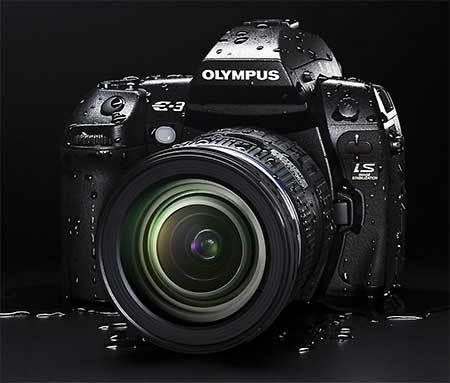 Olympus E-3 dSLR