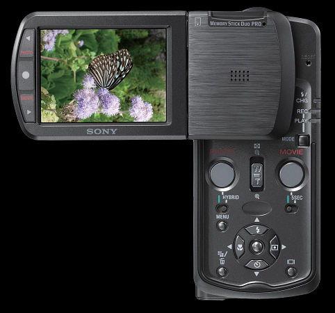 Sony CyberShot DSC-M1