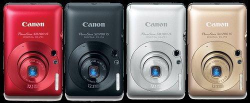 Canon PowerShot SD780 IS