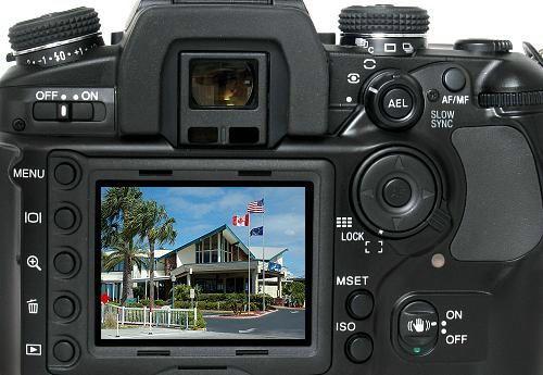 Konica Minolta MAXXUM 7D, image (c) 2005 Steve's Digicams