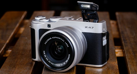 Fujifilm X-A7 Camera
