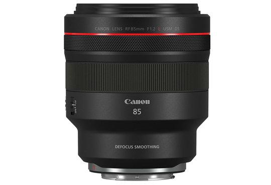 Canon RF 85 F1.2L DS