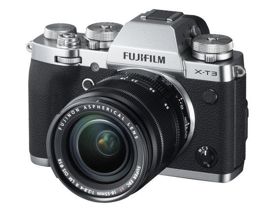X-T3_Silver_LeftObl+XF18-55mm.jpg