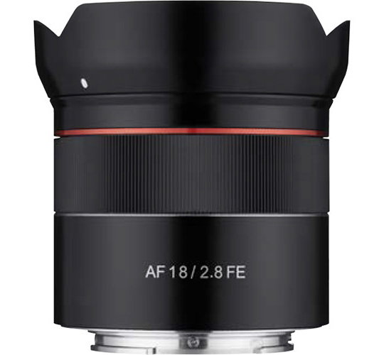 Rokinon AF 18mm f/2.8 FE Lens for Sony E
