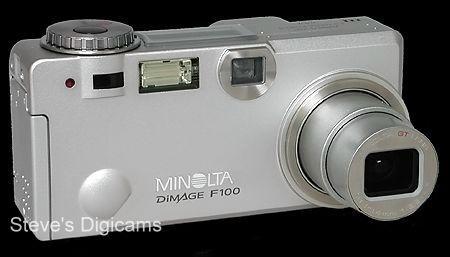 MINOLTA DIMAGE F100 DRIVER (2019)