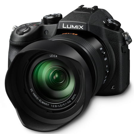 The Lumix DMC-FZ1000