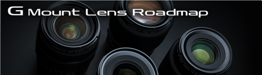Fujifilm's G Mount Lens Roadmap Expands with Two Telephoto Zooms