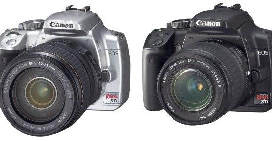 Canon EOS Digital Rebel XTi SLR Review - Steve's Digicams
