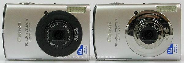 Canon Powershot SD870 Digital ELPH