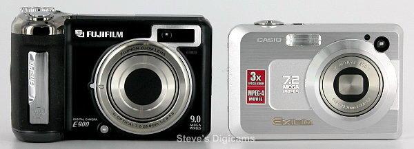 Fujifilm FinePix E900