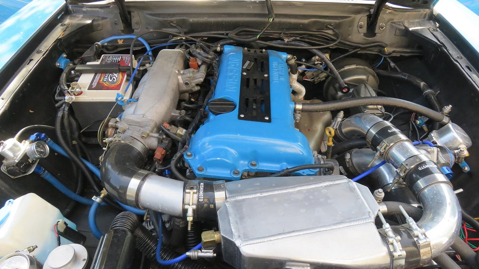 Upgrades to the engine