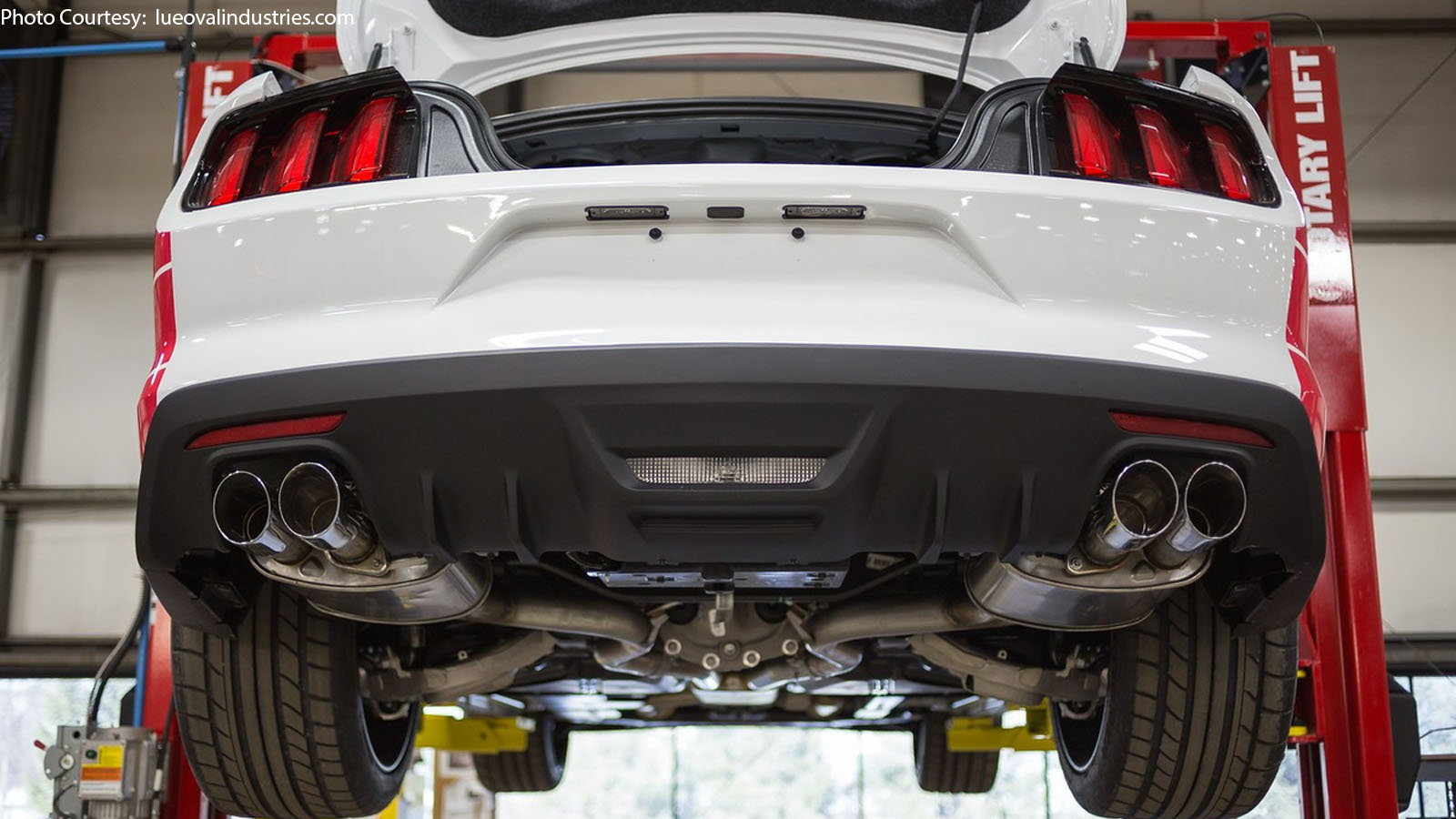 Roush Exhaust System