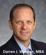 Darren J. Wennen, MBA