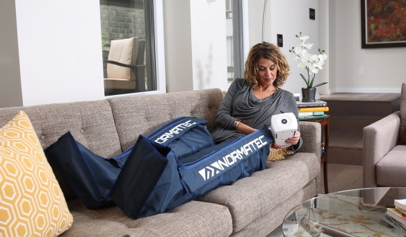 Normatec Medical Compression Therapy For Venous Disease And Swelling