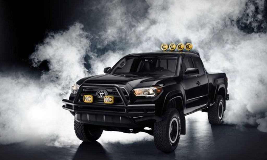 The Toyota Tribute Tacoma