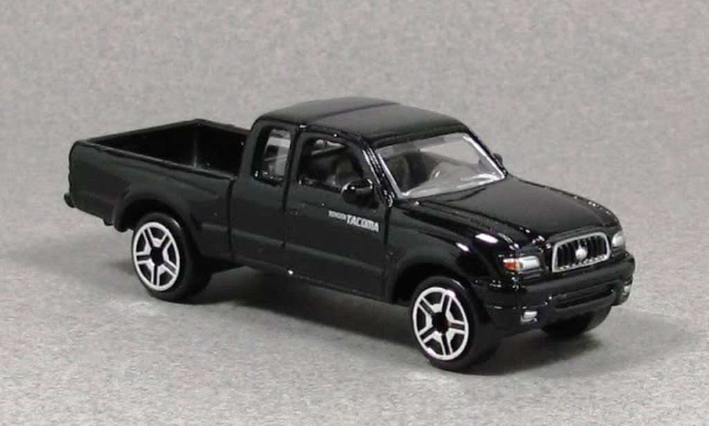 Hard to find Motormax brand Tacoma diecast