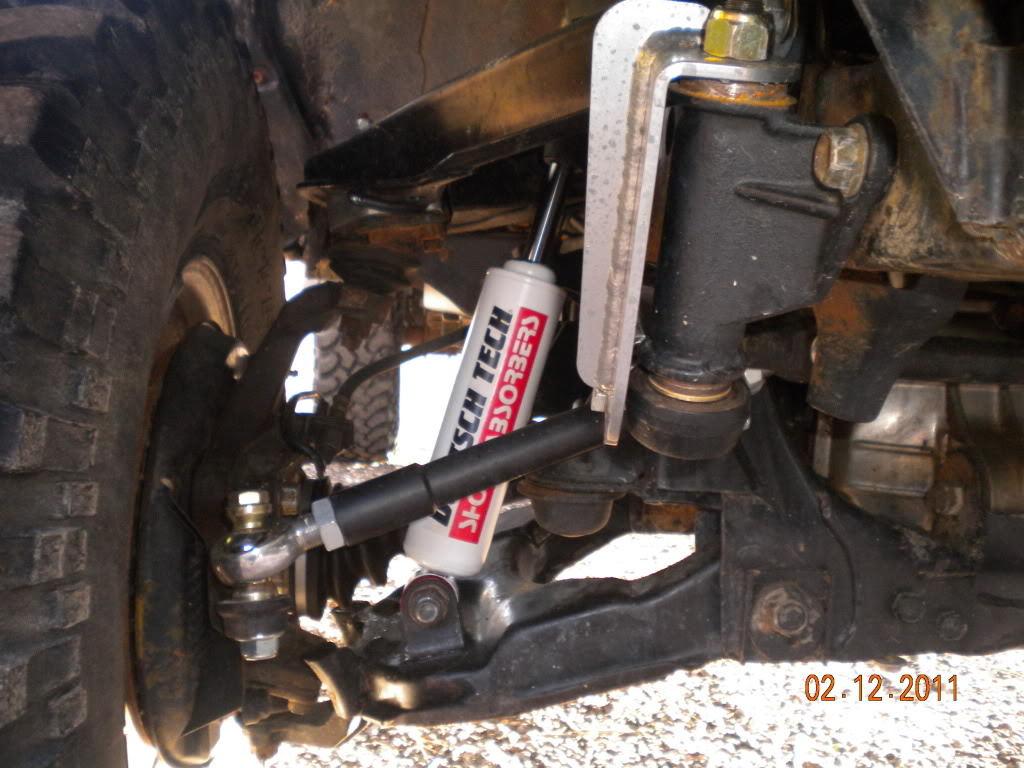 Toyota 4Runner shocks