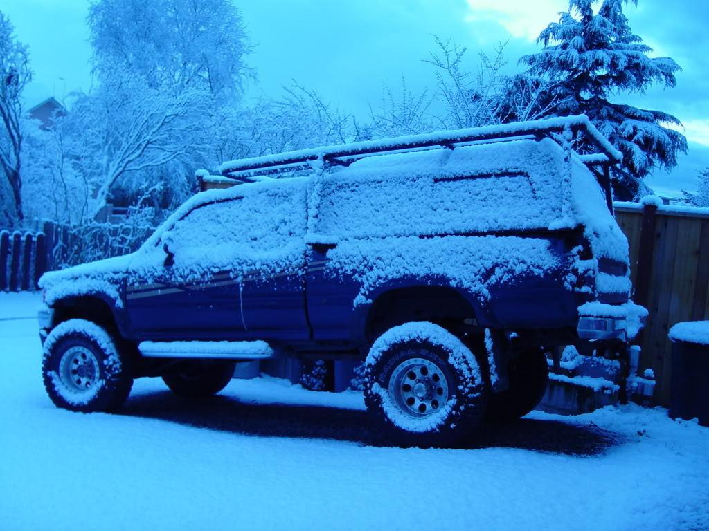 4WD stuck