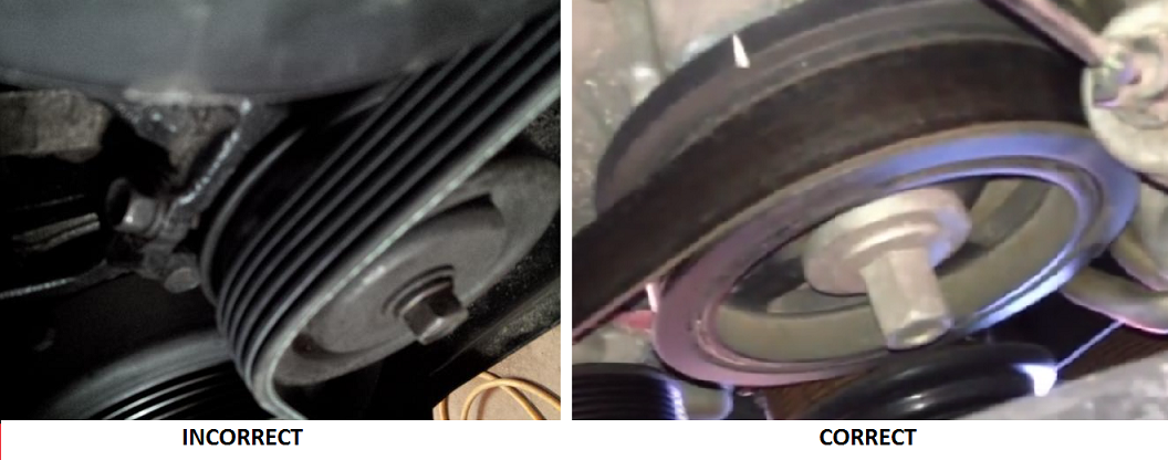 Toyota Tundra serpentine belt drive replacement DIY how to