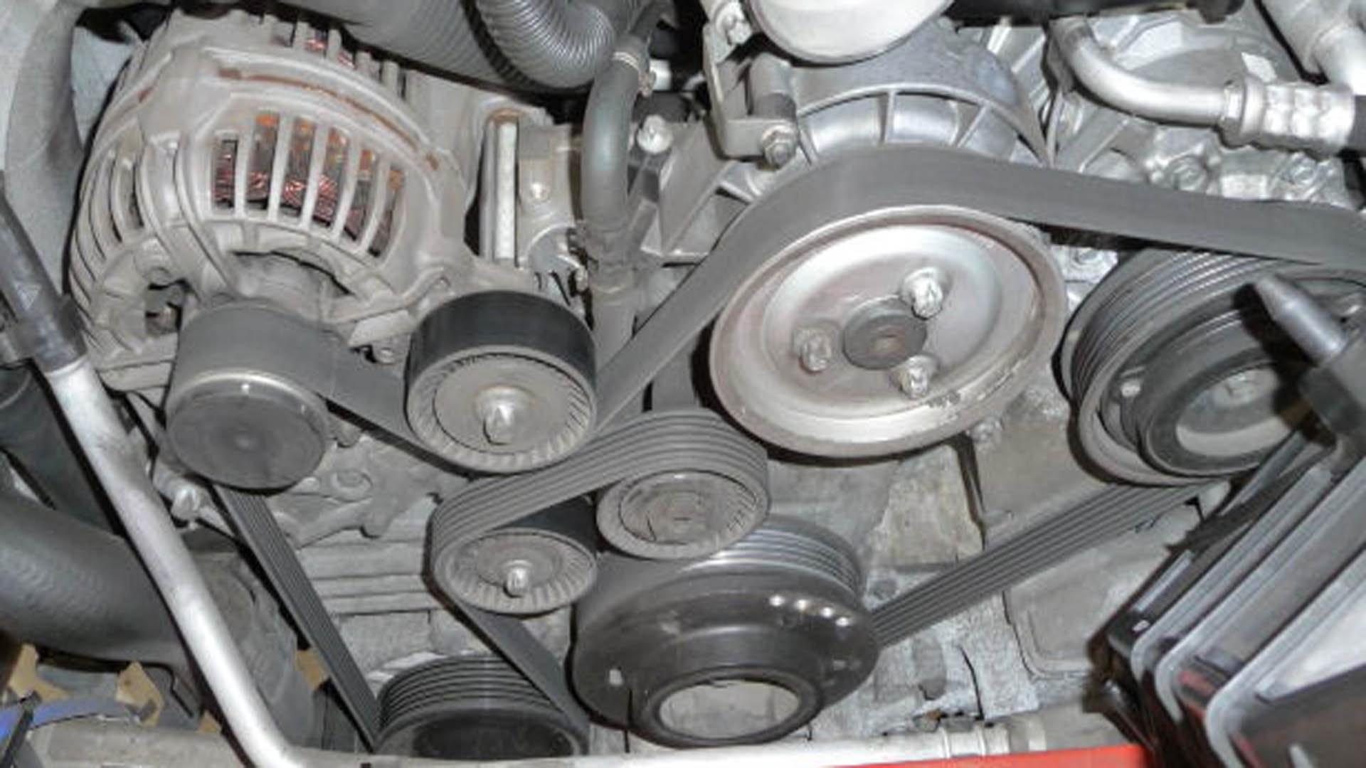 Toyota Tacoma How To Replace Serpentine Belt Yotatech
