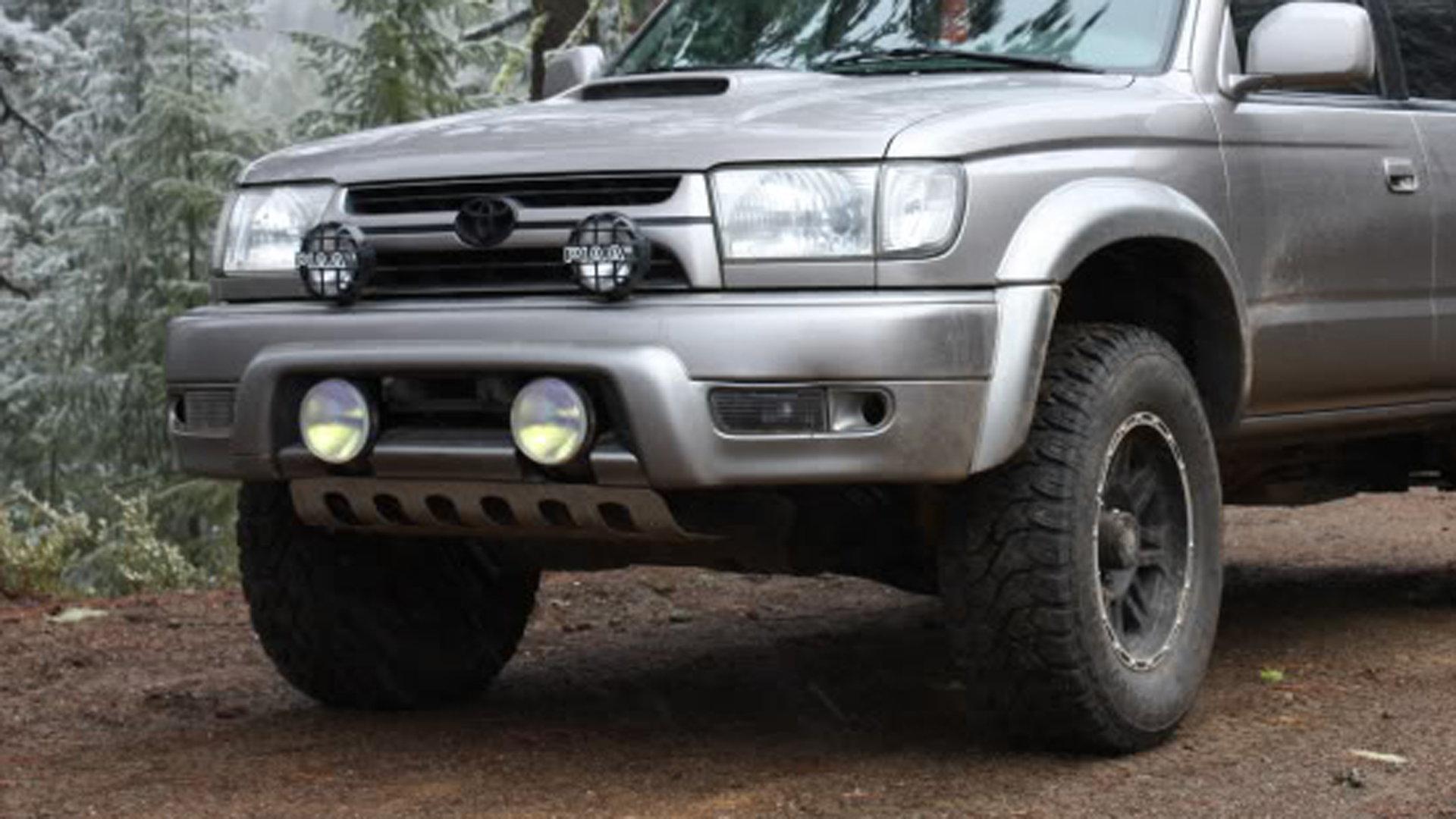 Toyota 4runner 1996 2002 How To Install Fog Lights Yotatech