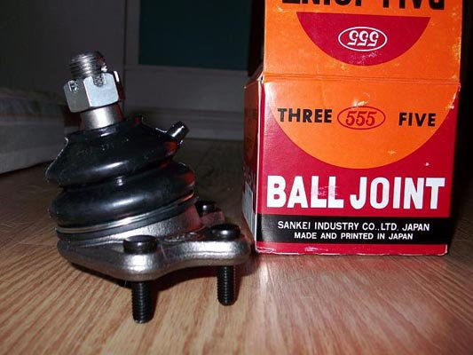 Replacement ball joint
