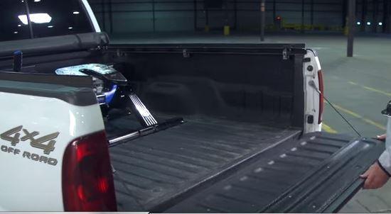 lowering tailgate