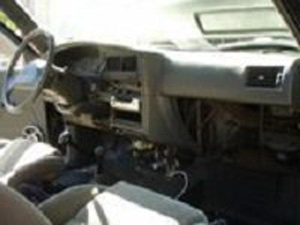 Toyota 4Runner Repairing heater