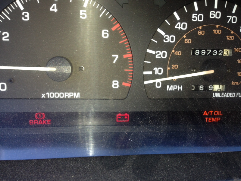 Toyota Tacoma 4runner Transmission Problem Diagnostic Fix Slipping  Overheating