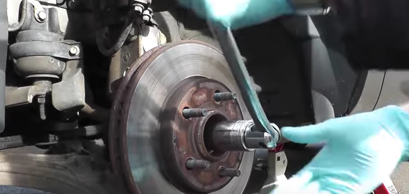 How Much To Replace Wheel Bearing >> Toyota Tacoma and Tundra 1996 to 2016 How to Replace Wheel Hub and Bearings | Yotatech