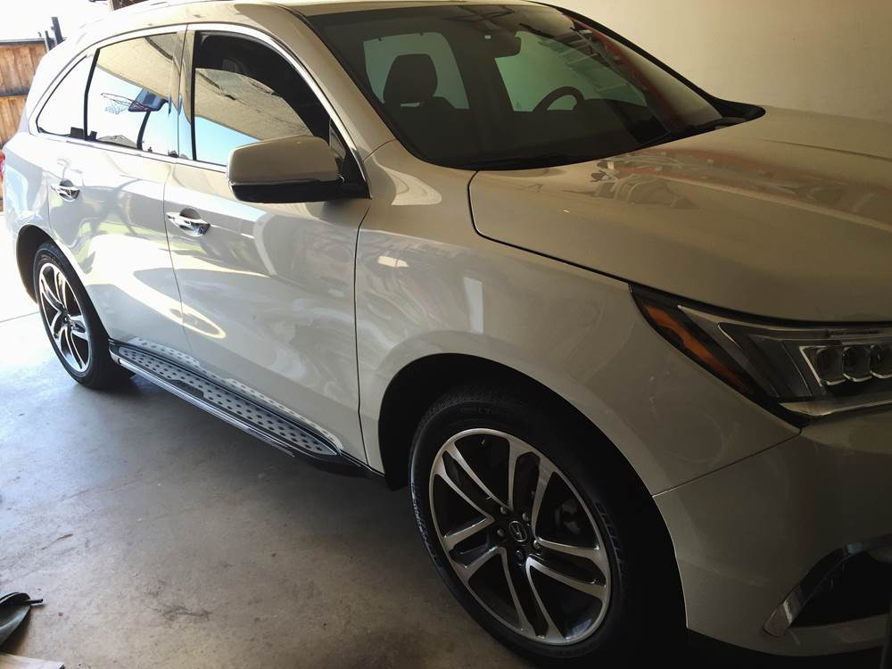 2017 Advance Running Boards Install DIY - AcuraZine - Acura ...