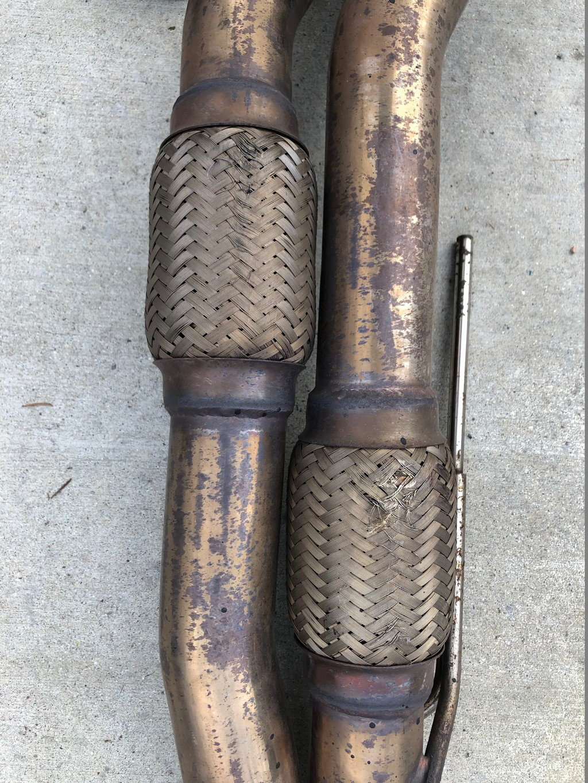 RV6 V3 Long Tube J-Pipe